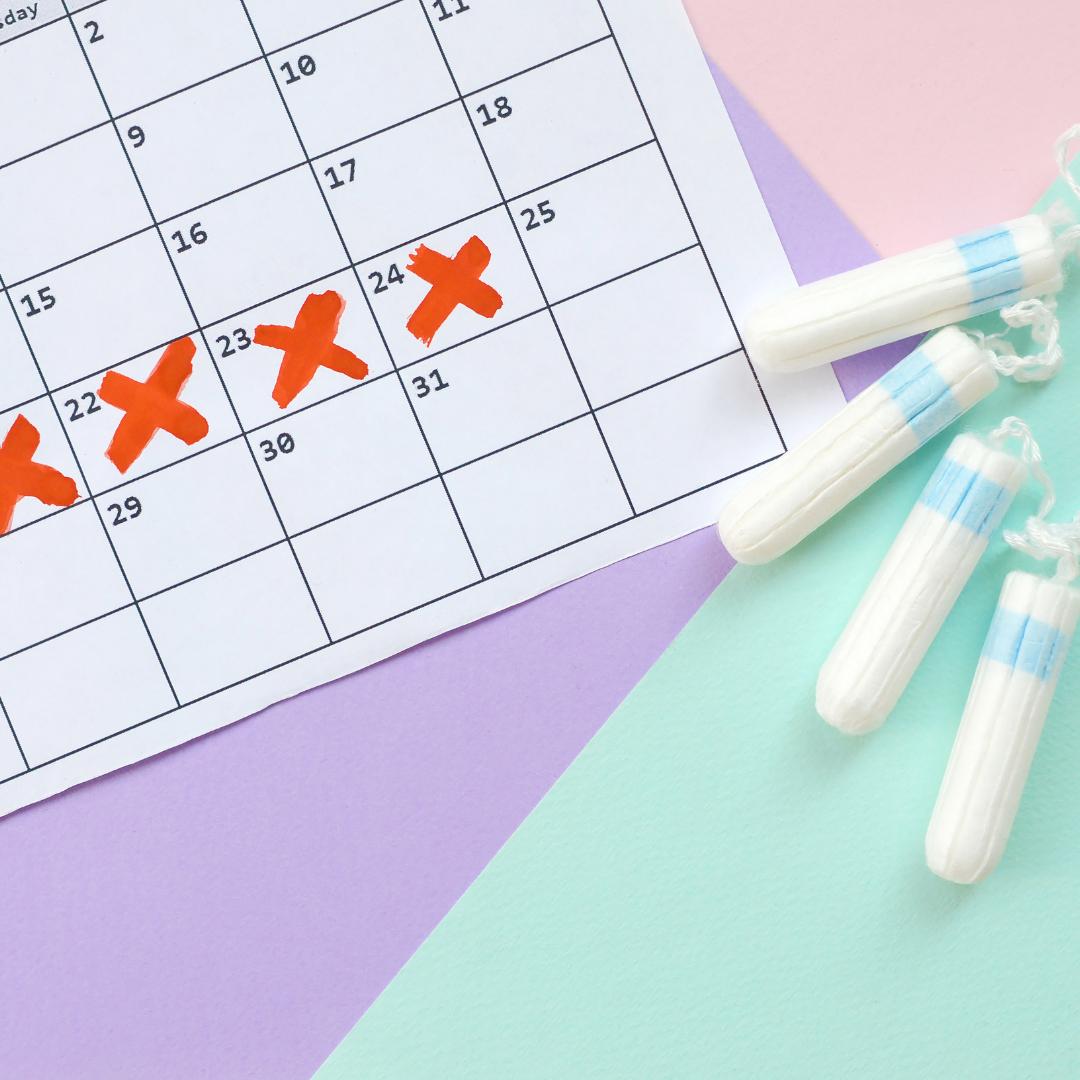 3 Reasons We Get Heavy Periods